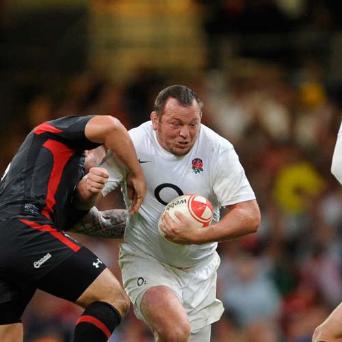 England Rugby answer: THOMPSON