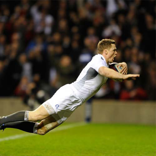 England Rugby answer: ASHTON