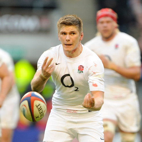England Rugby answer: FARRELL