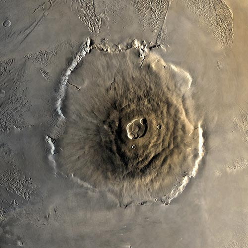 Espace answer: VOLCAN