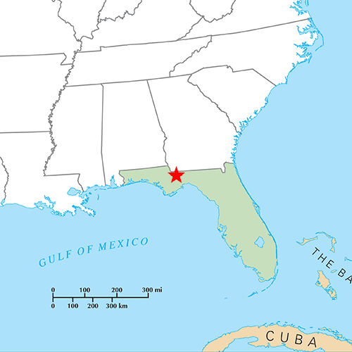 Etats Américains answer: TALLAHASSEE