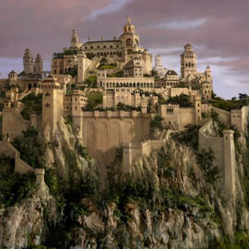 Fantasy Lands answer: CAIR PARAVEL