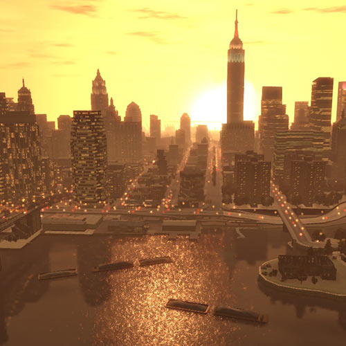 Fantasy Lands answer: LIBERTY CITY