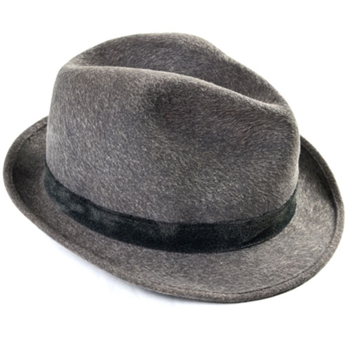 F is for... answer: FEDORA
