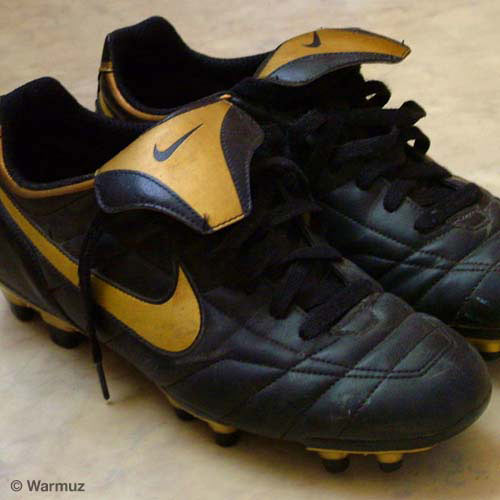 Football Focus answer: BOOTS