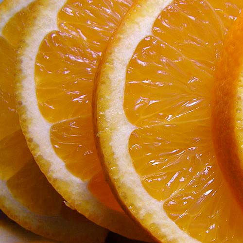 Football Focus answer: ORANGE SLICE