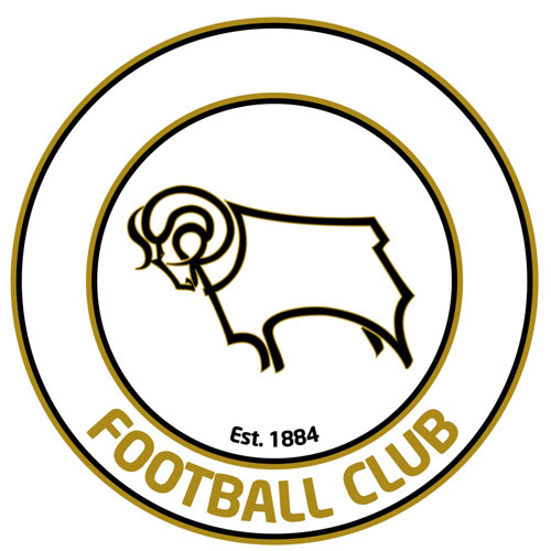 Football Logos answer: DERBY COUNTY