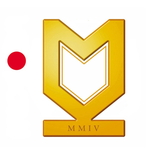 Football Logos answer: MILTON KEYNES