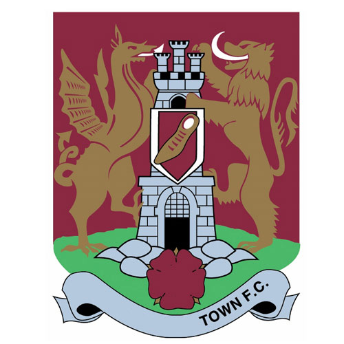 Football Logos answer: NORTHAMPTON
