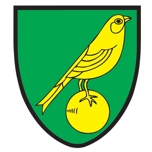Football Logos answer: NORWICH CITY