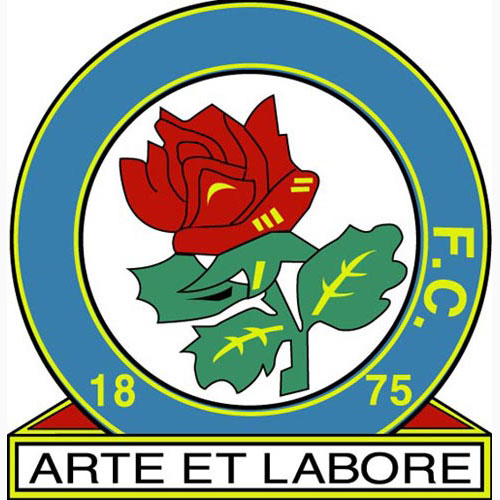 Football Logos answer: BLACKBURN