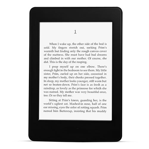 Gadgets answer: KINDLE