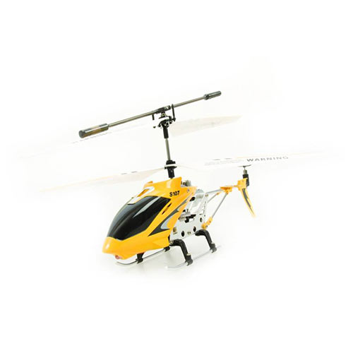 Gadgets answer: MINI HELICOPTER