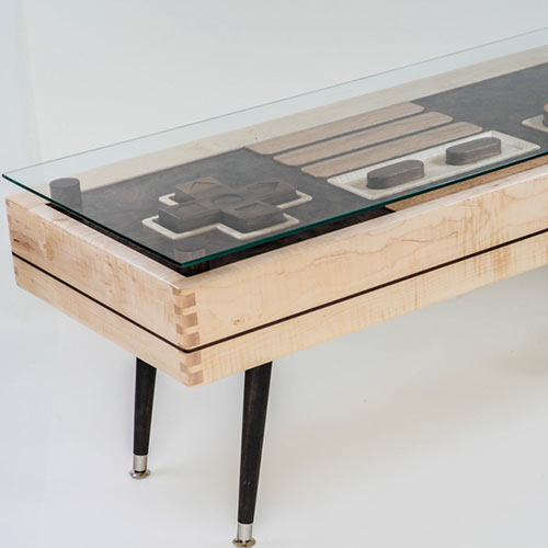 Gadgets answer: TABLE BASSE NES