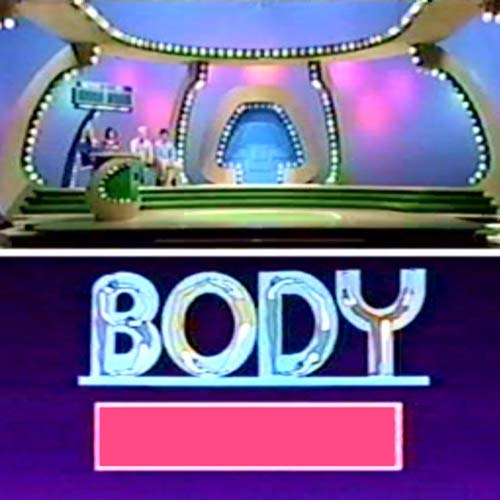 Game Shows answer: BODY LANGUAGE