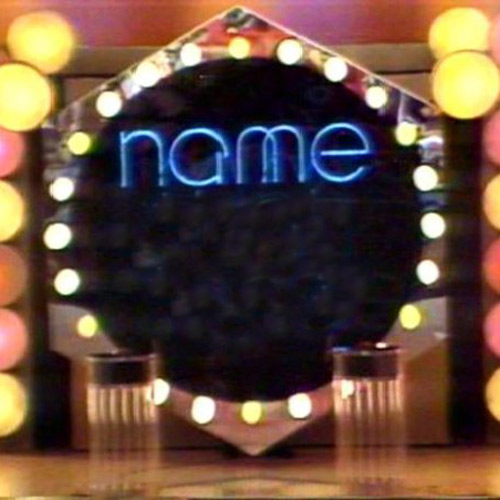 Game Shows answer: NAME THAT TUNE