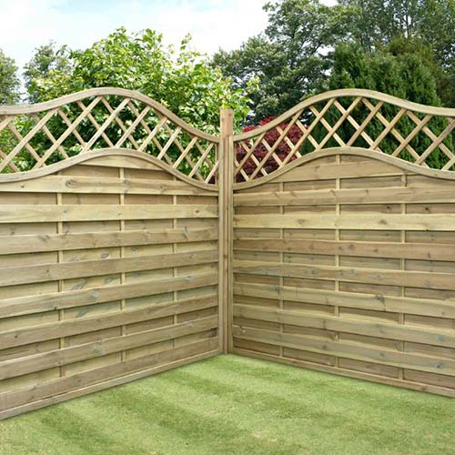 Gardening answer: FENCE