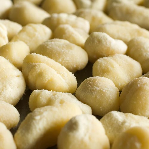 G is for... answer: GNOCCHI