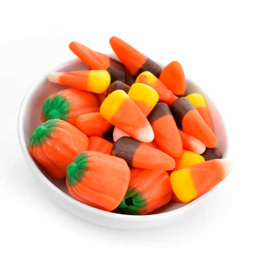 Halloween answer: CANDY CORN