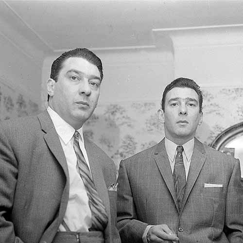 Histoire answer: JUMEAUX KRAY