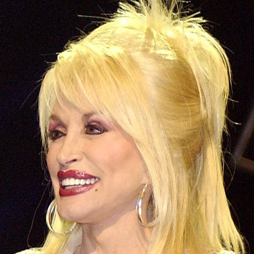 I aimer USA answer: DOLLY PARTON