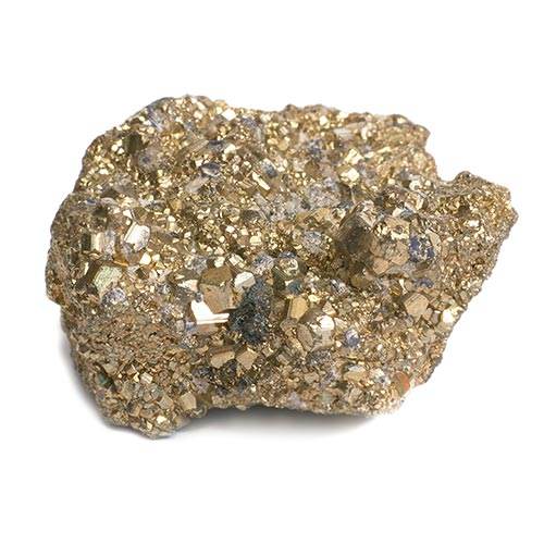 I is for... answer: IRON PYRITE