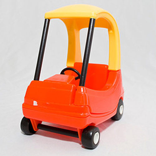 I ♥ 1980s answer: COZY COUPE