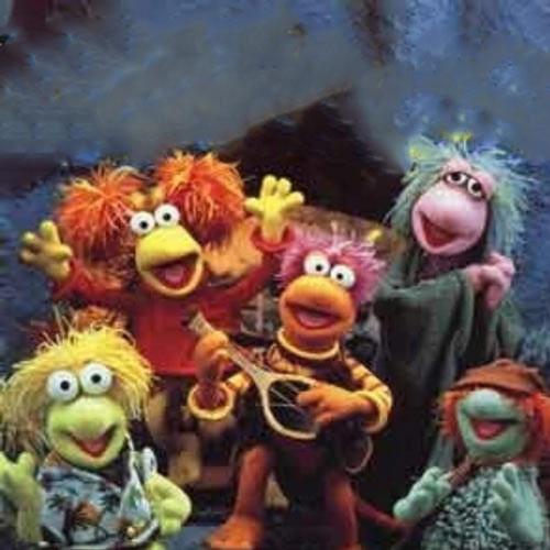 I ♥ 1980s answer: FRAGGLE ROCK