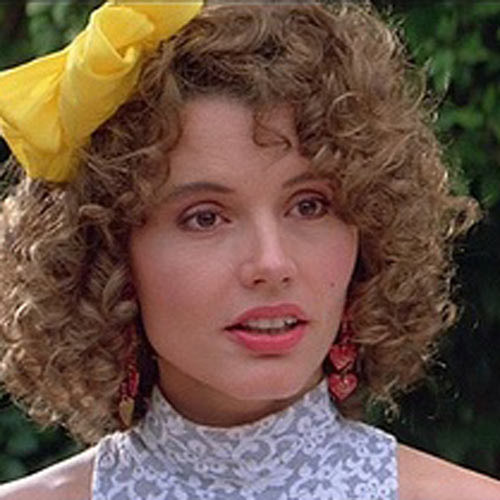 I Love 1980s answer: GEENA DAVIS