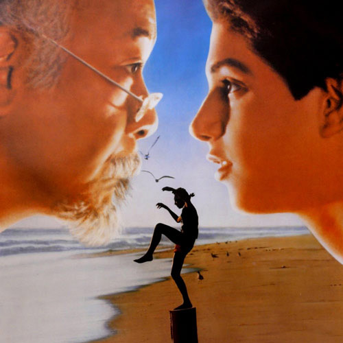 I ♥ 1980s answer: THE KARATE KID