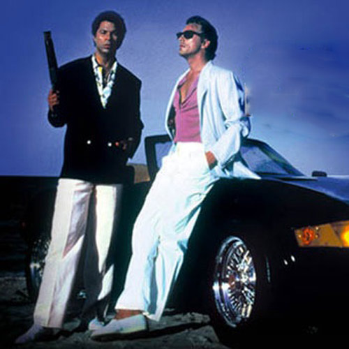 I ♥ 1980s answer: MIAMI VICE