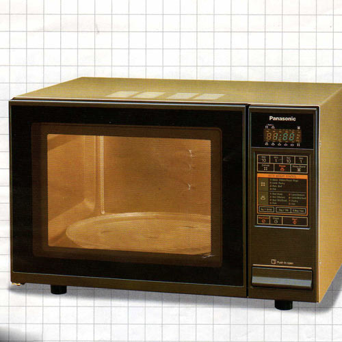 I ♥ 1980s answer: MICROWAVE