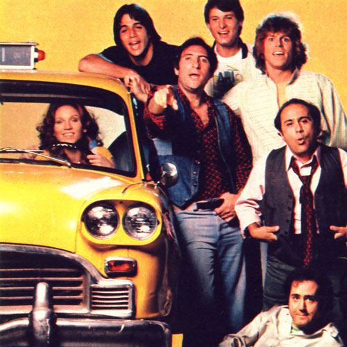 I ♥ 1980s answer: TAXI