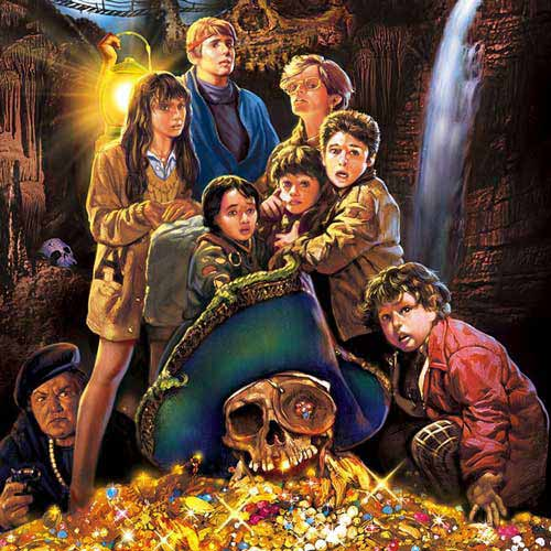 I ♥ 1980s answer: THE GOONIES