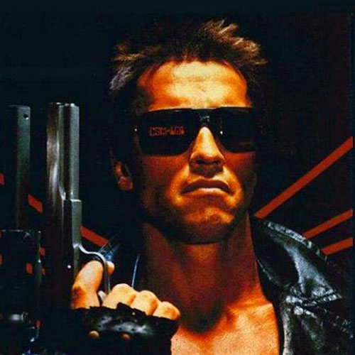 I ♥ 1980s answer: THE TERMINATOR