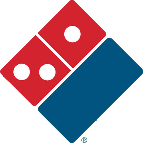I ♥ 1980s answer: DOMINOS PIZZA