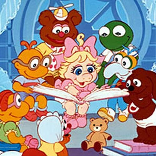 I ♥ 1980s answer: MUPPET BABIES