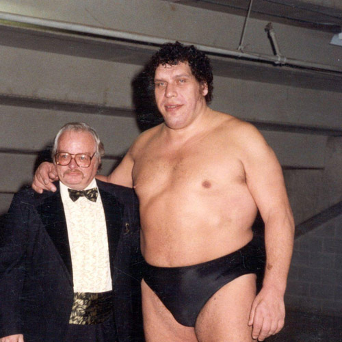 I ♥ 1980s answer: ANDRE THE GIANT
