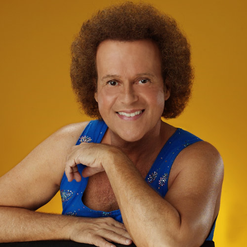 I Love 1980s answer: RICHARD SIMMONS
