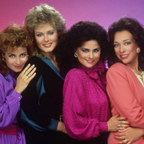 I ♥ 1980s answer: DESIGNING WOMEN
