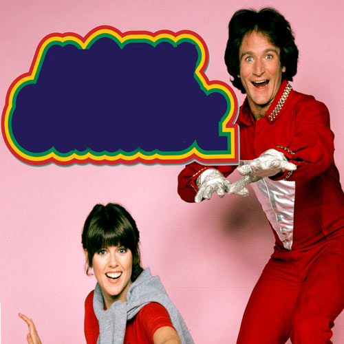 I ♥ 1980s answer: MORK & MINDY