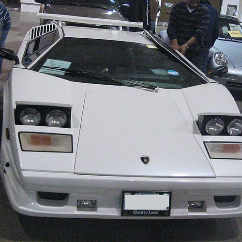 I ♥ 1980s answer: COUNTACH