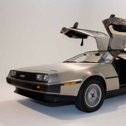 I ♥ 1980s answer: DELOREAN