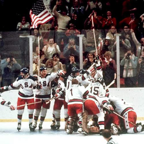 I ♥ 1980s answer: MIRACLE ON ICE