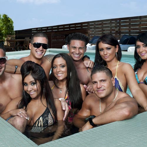 I Love 2000s answer: JERSEY SHORE