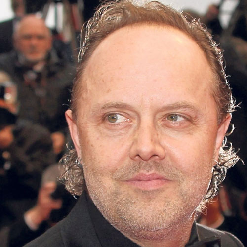 I Love 2000s answer: LARS ULRICH