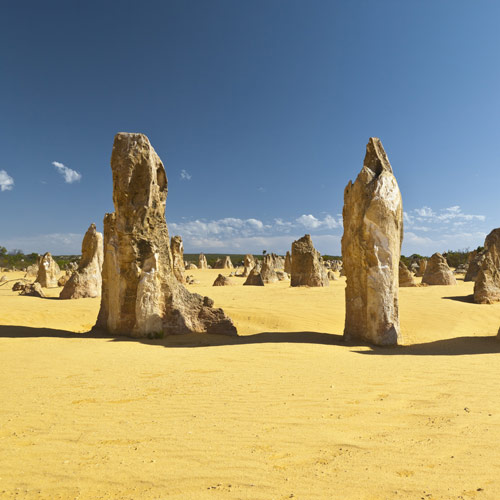 I ♥ Australia answer: THE PINNACLES