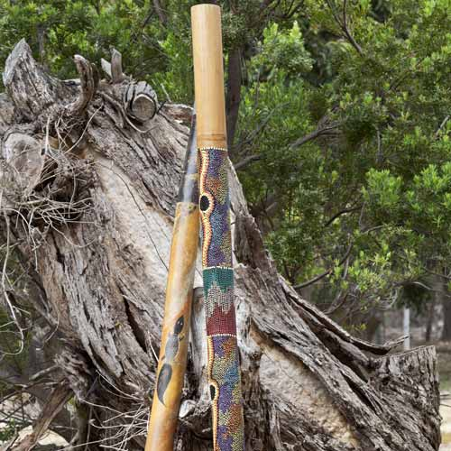 I ♥ Australia answer: DIDGERIDOO