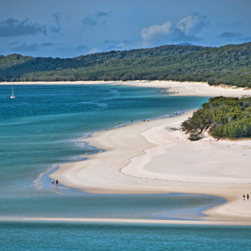I ♥ Australia answer: WHITSUNDAYS