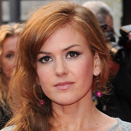 I ♥ Australia answer: ISLA FISHER